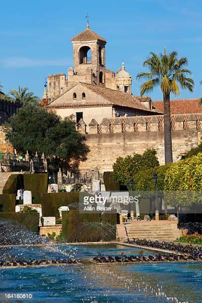 Medieval 'Alcazar de los Reyes Cristianos'