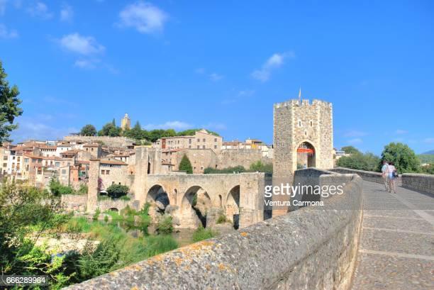 Medieval Besalú - Catalonia, Spain