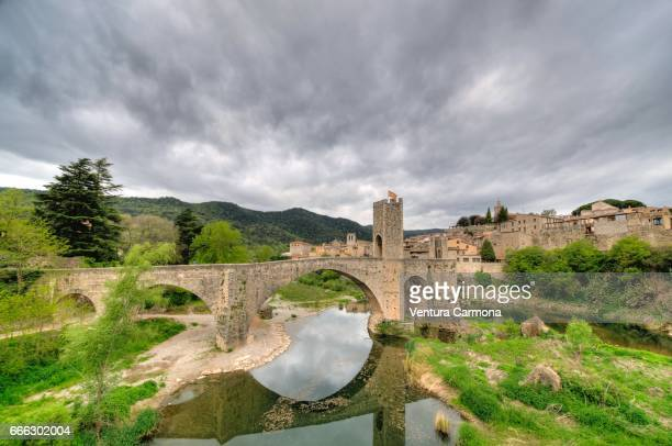 Medieval Besalú - Catalonia, Spain