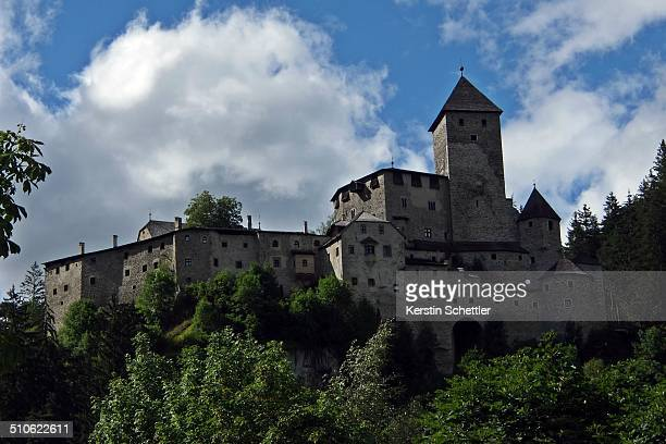 Medieval castle Sand in Taufers Campo Tures Alto Adige