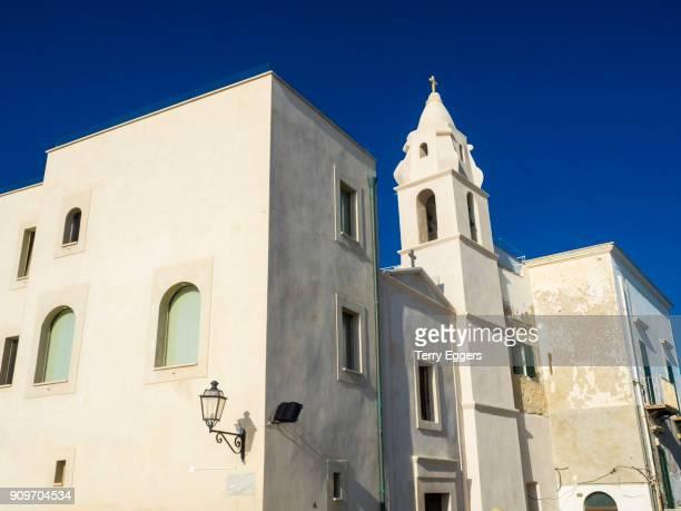 Medieval facade of St. Francis church