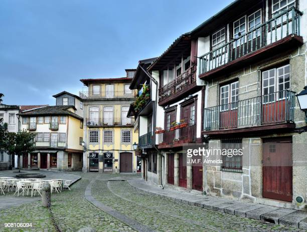 Medieval houses at Guimarães