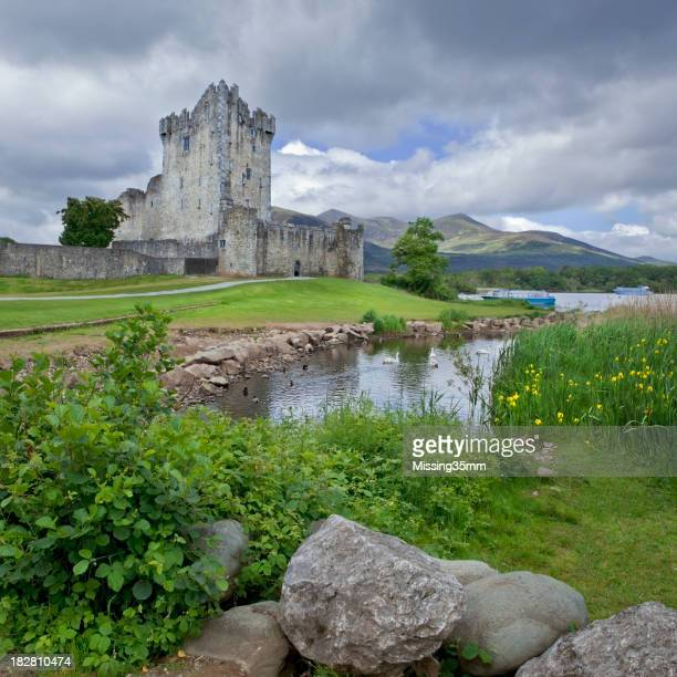 Medieval Irish Castle