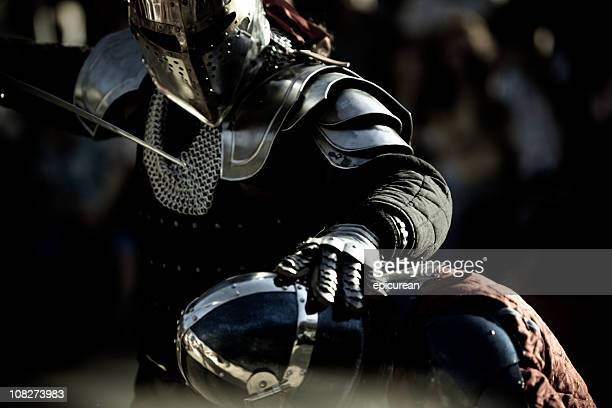 medieval knights - medieval stock photos and pictures