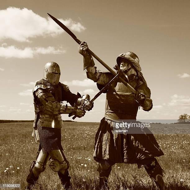 Médiévale des chevaliers