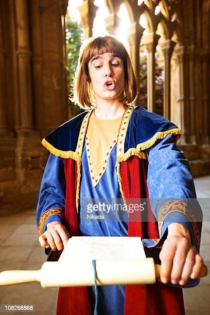 medieval poet