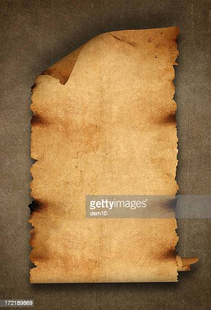 Medieval Scroll