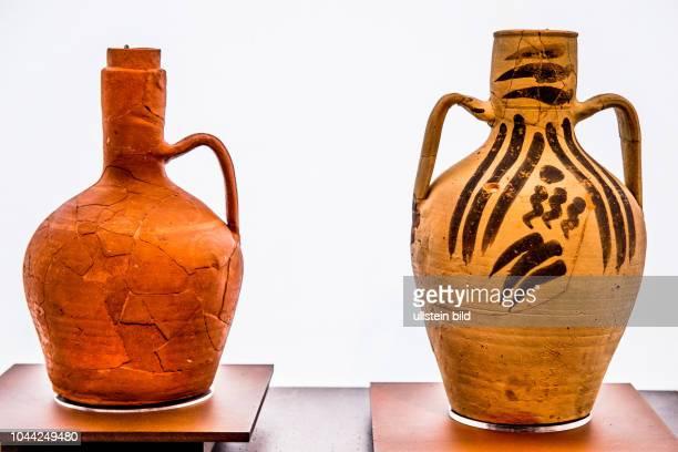 Medina Azahara, Spanien, ESP, Andalusien, al-Andalus, Museum, Archaeologische Fundstaette, 10.Jahrhundert, Ausgrabungsstaette , Architekt Maslama ibn...