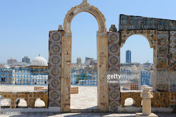 Medina in the historic heart of Tunis since 1979 registered as World Heritage of Unesco the largest medina in the Arab world on may 15 2015 in Tunis...