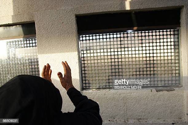 A Muslim pilgrim prays in front of the cemetery of martyrs of Ohod battle the second battle of Muslims on 625 AD in the holy Saudi city of Medina 31...