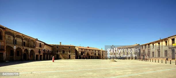 Medinaceli Town Hall Square - Plaza Mayor