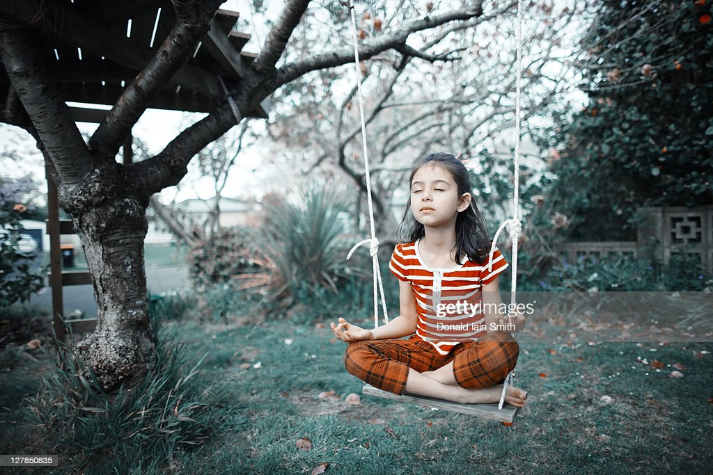 Meditation : Stock Photo