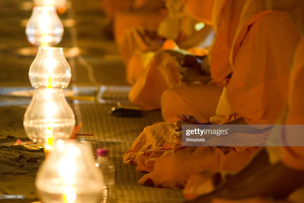 Meditation : Stock Photo