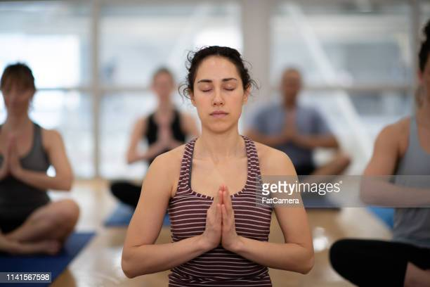 Meditation with friends