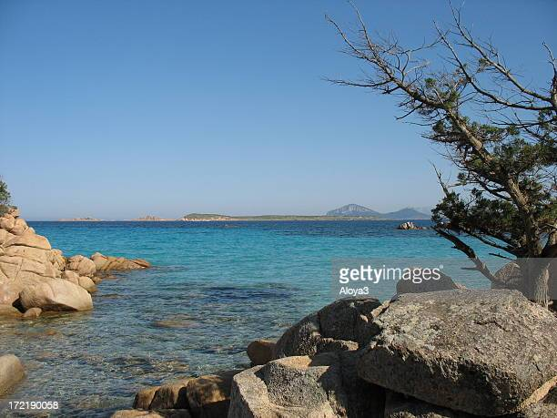 mediterranean bay - bay of water stock pictures, royalty-free photos & images