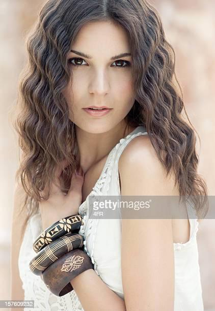 Mediterranean Beauty Portrait (XXXL)