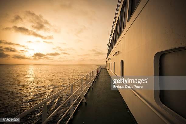 Mediterranean Ferry Crossing