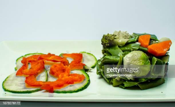 Mediterranean food - Vegetable stew