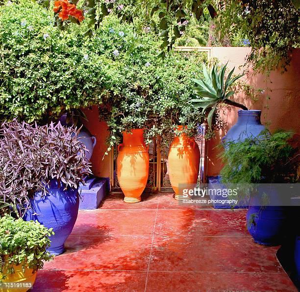 mediterranean garden - mediterranean culture stock pictures, royalty-free photos & images