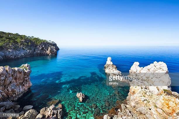 Mer Méditerranée de Majorque