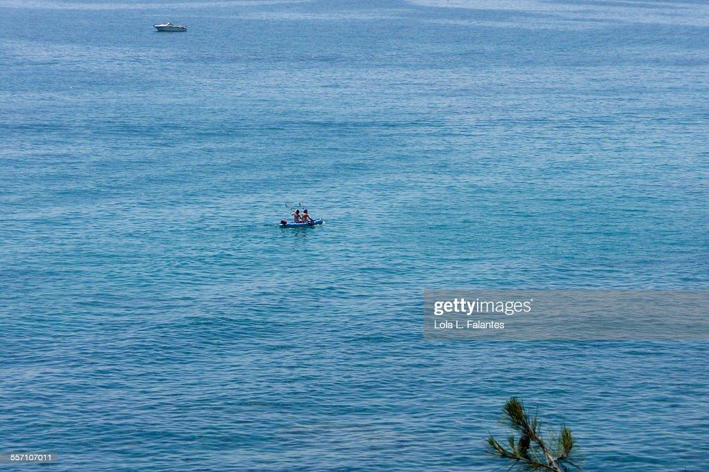 Mediterranean sea : Stock Photo