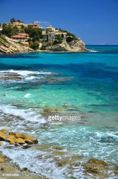 Mediterranean shore