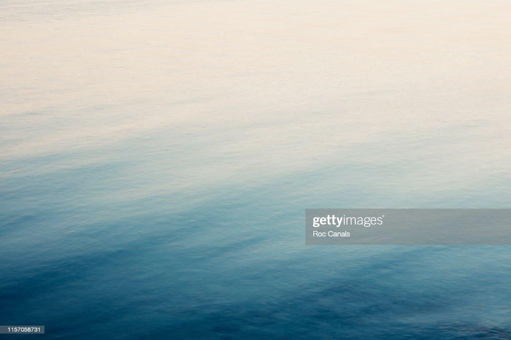 Mediterranean Water : Foto de stock