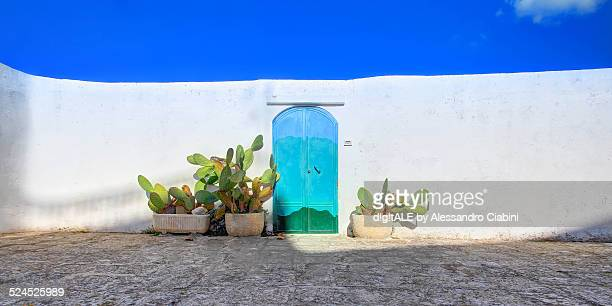 mediterraneo - ostuni stock photos and pictures