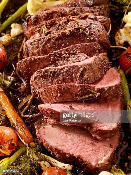 Medium Rare Roast Beef