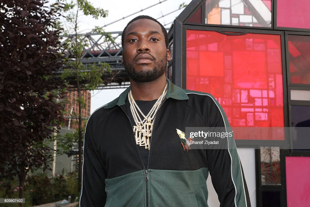 Meek Mill 'Wins & Losses' Album Release Party : News Photo