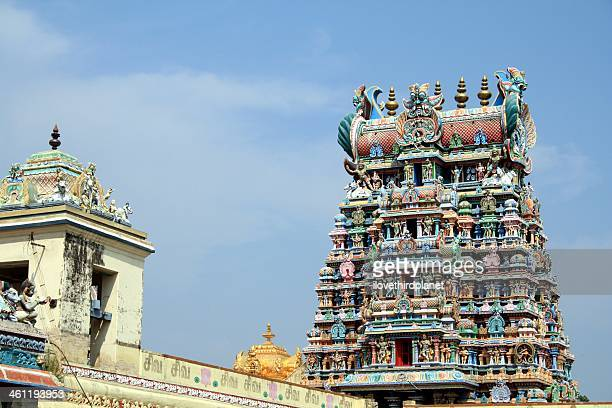 Meenakshi Temple, at Madurai