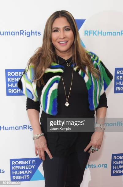 Meera Gandhi attends Robert F Kennedy Human Rights Hosts Annual Ripple Of Hope Awards Dinner on December 13 2017 in New York City
