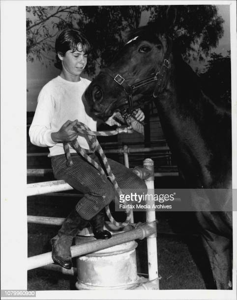 Meet 14yearold New Zealand 'horse sitter' Shelly Surrey Her Head Master has given her a month's leave of absence so that she can accompany twoyearold...