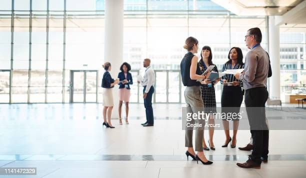 meet, connect, make plans - attending stock pictures, royalty-free photos & images