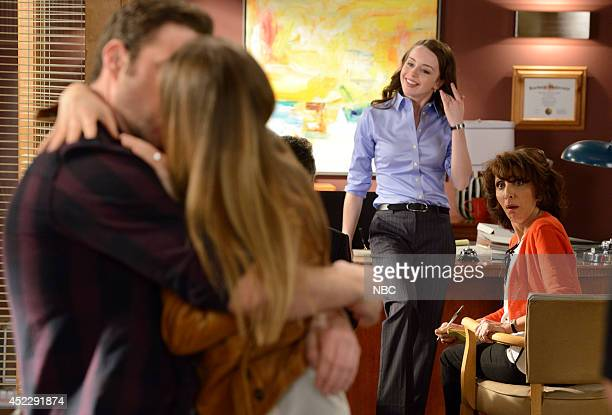 ENGELS Meet Irene Horowitz Episode 106 Pictured Kacey Rohl as Jenna Engel Andrea Martin as Ceil Engel