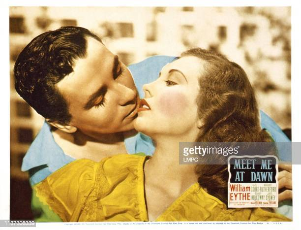 William Eythe Hazel Court 1947