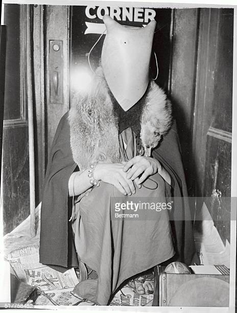 Meet Moondog, crouching in the doorway of a New York store at left. He is playing two instruments which he invented for giving out modern musical...