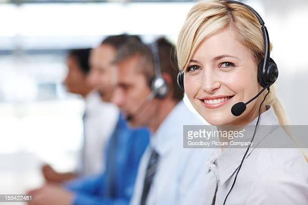 Unsere Kundenservice-Berater