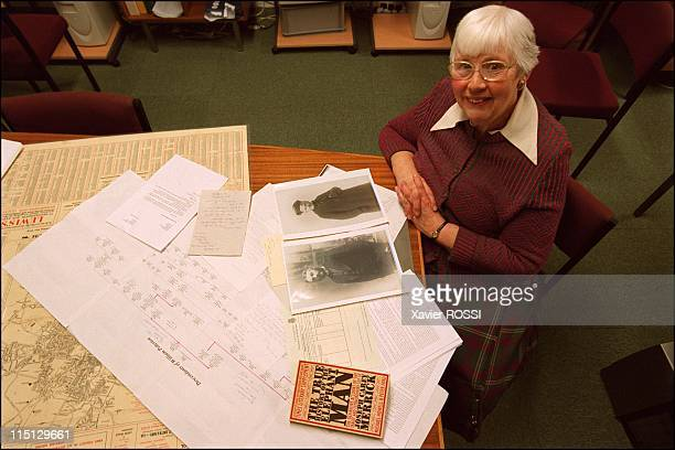 Meet Patricia Selby, the Elephant Man's closest living relative in Leicester, United Kingdom in December, 2002 - Patricia Selby, aged 77, is the most...