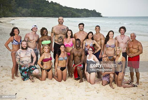 Meet the 18 castaways competing on SURVIVOR KAOH RONG Brains vs Brawn vs Beauty The show premieres with a special 90minute episode Wednesday February...