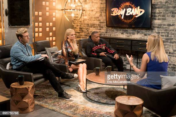 BOY BAND Meet the Boys The ultimate search for the next great music group Boy Band premieres on THURSDAY JUNE 22 on The ABC Television Network ORA
