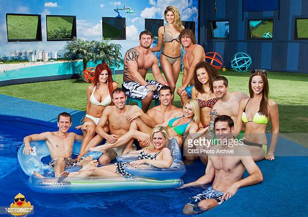 BIG BROTHER Meet the new cast of Big Brother which premieres on Thursday July 8 on the CBS Television Network Ragan Rachel Enzo Lane Kathy Brendon...