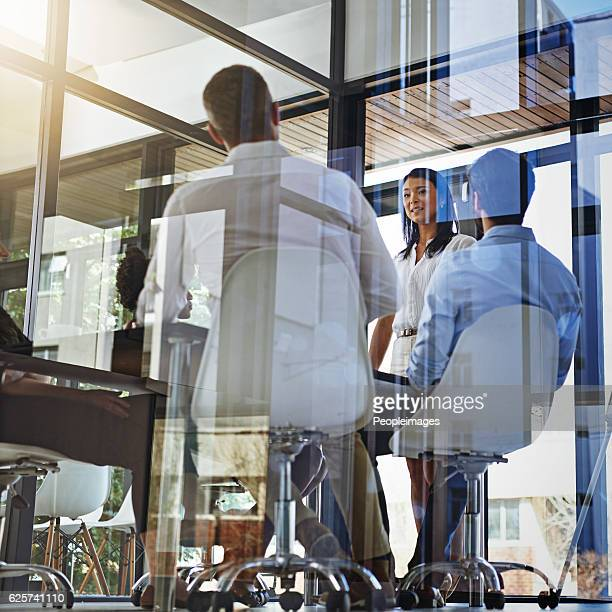 Meeting behind class walls