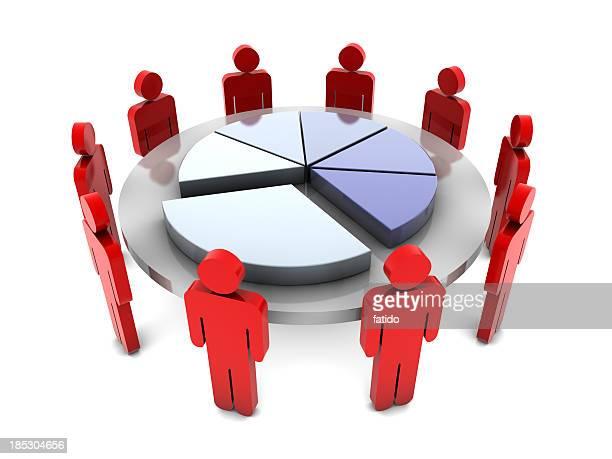 Concept de réunion