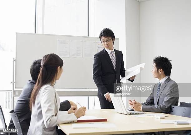 meeting - formal businesswear stock pictures, royalty-free photos & images