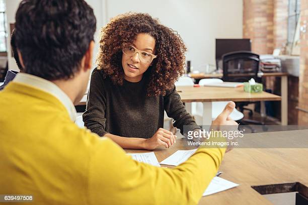 Meeting With Accountant For Tax Planning Stock Photo - Getty