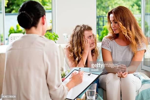 Reunión con terapia