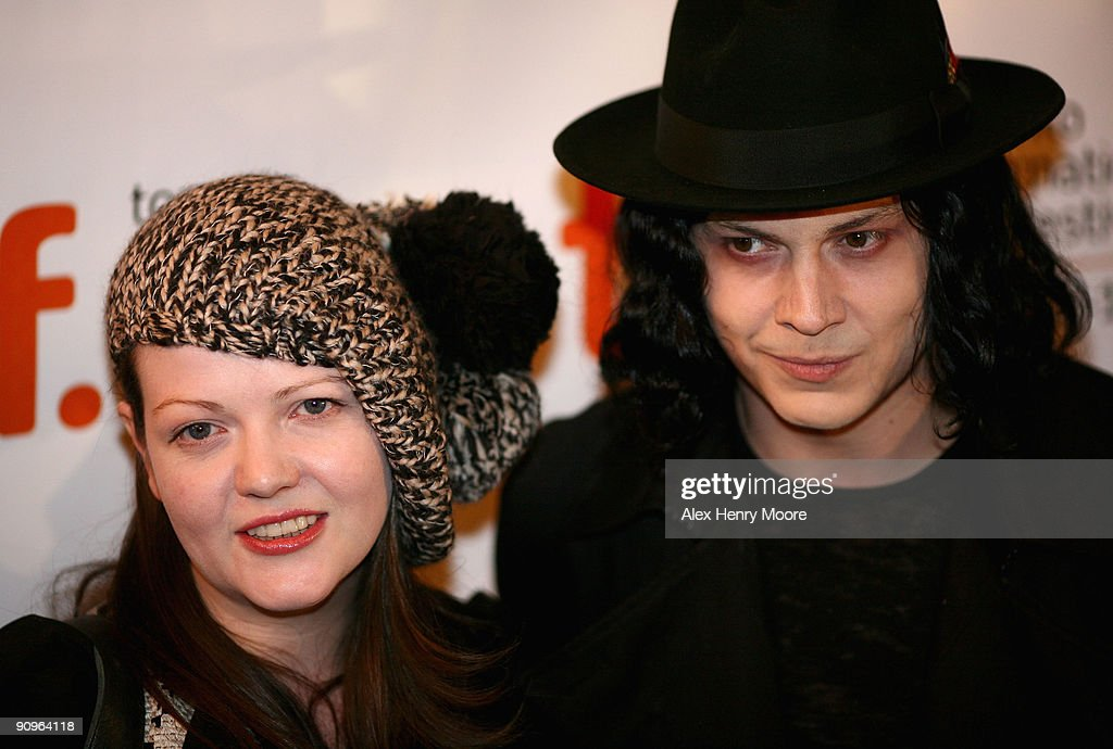 The White Stripes Under Great White Northern Lights Premiere  - 2009 Toront