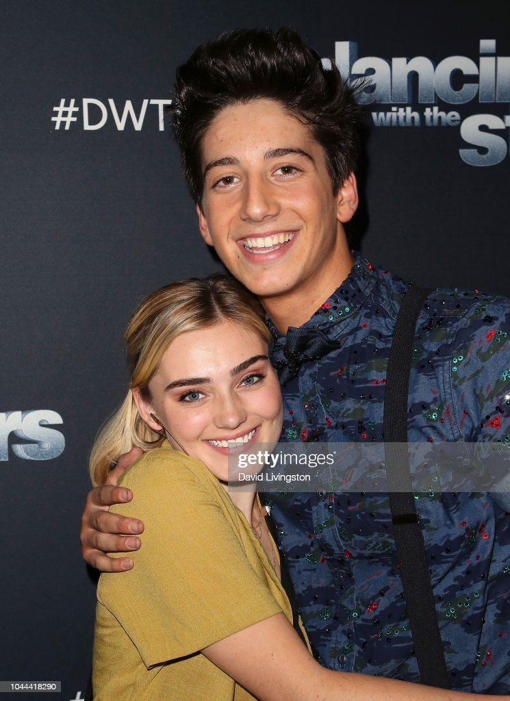 """Dancing With The Stars"" Season 27 - October 1, 2018 - Arrivals : News Photo"