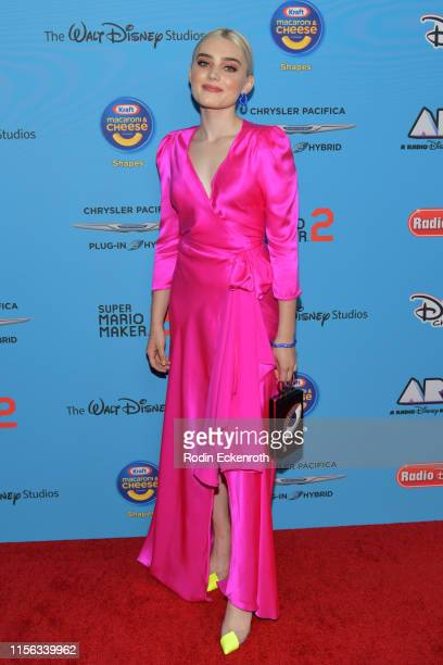 Meg Donnelly attends the 2019 Radio Disney Music Awards at CBS Studios Radford on June 16 2019 in Studio City California